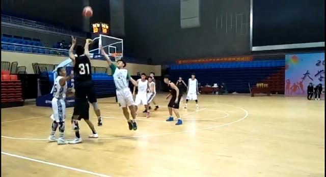 我校男子高水平篮球队荣获2019年安徽省大学生篮球联赛亚军